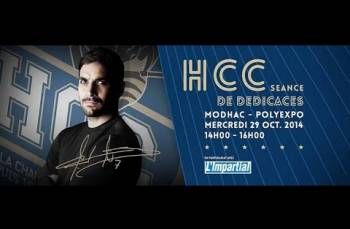 Embedded thumbnail for Le HCC à Modhac 2014