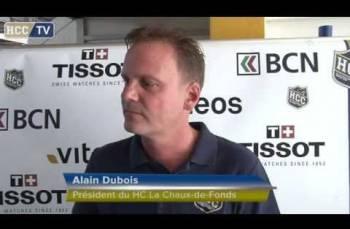 Embedded thumbnail for HCC TV Interview d'Alain Dubois président du HC La Chaux-de-Fonds