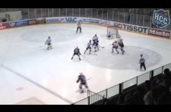 Embedded thumbnail for HC La Chaux-de-Fonds - EHC Olten (4-3)