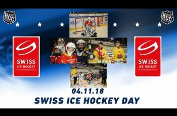 Embedded thumbnail for Swiss Ice Hockey Day 2018