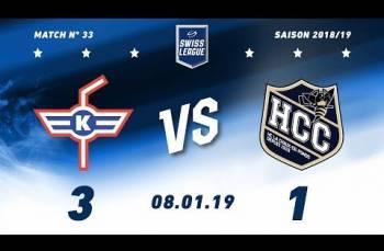 Embedded thumbnail for EHC Kloten - HC La Chaux-de-Fonds (3-1)