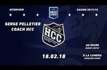 Embedded thumbnail for Interview d'après match de Serge Pelletier