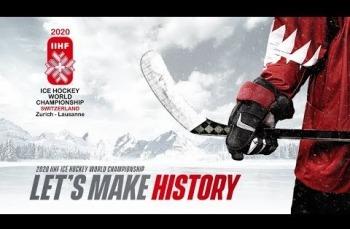 Embedded thumbnail for Teaser Championnat du Monde de Hockey sur Glace