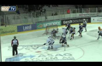 Embedded thumbnail for SC Langenthal - HC La Chaux-de-Fonds (2-1) TB
