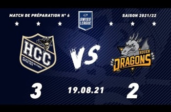 Embedded thumbnail for HC La Chaux-de-Fonds – Dragons de Rouen (FRA) (3-2)