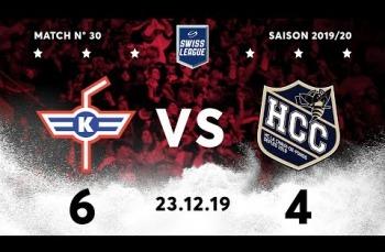 Embedded thumbnail for EHC Kloten - HC La Chaux-de-Fonds (6-4)