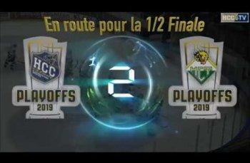 Embedded thumbnail for En Route pour la 1/2 Finale de Swiss League 18-19 HCC - Thurgau