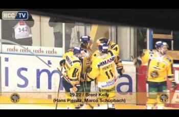 Embedded thumbnail for HC La Chaux-de-Fonds - SC Langenthal (4-2)