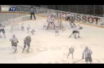 Embedded thumbnail for HC La Chaux-de-Fonds - HC Red-Ice (3-4)