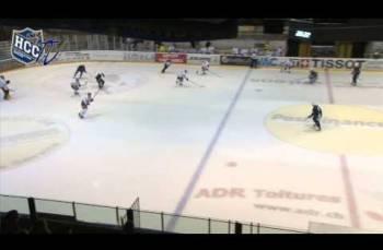 Embedded thumbnail for HC La Chaux-de-Fonds - Langnau Tigers (1-4)