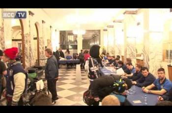 Embedded thumbnail for Séance de dédicaces du HCC à la BCN de La Chaux-de-Fonds